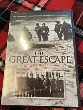 The Great Escape: Secrets Revealed - Dvd New Fast Ship