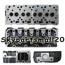 New V1405 cylinder head for Kubota excavator 1pc