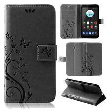 Handy Tasche Für Zte Grand S Flex Book Case Klapp Cover Schutz Hülle Etui Cell Phone Accessories Cases, Covers & Skins