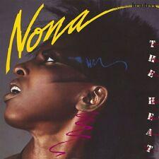 "NONA HENDRYX - THE HEAT 2011 REMASTERED CD 1985 ALBUM + BONUS 12"" MIXES !"