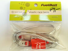 FuelBelt Elastic Race Laces For Faster Triathlon Transitions, 1 Size Fits All !