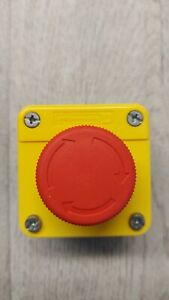 Drucktaster Not Aus Schalter XAL-J174 Notausschalter Notaus