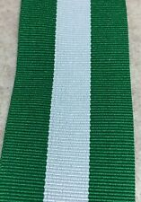 Italy Ribbon for for the Long Service Medal