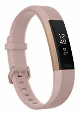 Fitbit Alta + Heart Rate Pink/Rose Gold  Small - Special Edition
