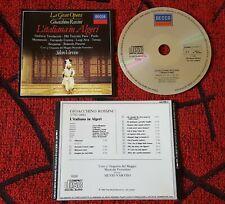 SILVIO VARVISO ** L'italiana in Algeri: Gioacchino Rossini ** Germany CD
