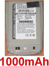 Batería 1000mAh tipo BSL-51G Para LG 5300, LG 5350
