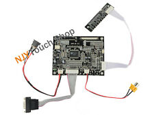 VGA AV LCD Driver Board Kit HCR-N1 V3 Work For HSD062IDW1 HSD062IDWI Screen