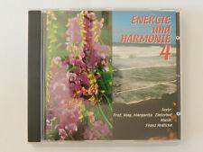CD Energie und Harmonie 4 Margarita Zinterhof Franz Hrdlicka
