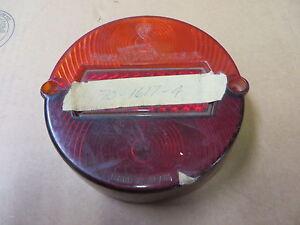 SIMCA 1000 1962-1967 TAIL LIGHT lens NOS FAESSA # 7016174 MADE IN SPAIN