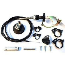 Weber DGAV DFAV DFT DGAS  carburettor manual choke conversion kit Ford  etc.