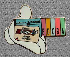 Pin Pursuit Completer Ticket - Disneyland Magical Milestones - DISNEY