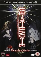 Death Note Complete Series Box Set (DVD)