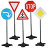 Alert Verkehrsschilder für Kinder