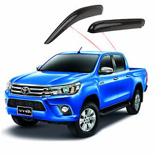 Weathershields Weather Shields Window Visors For Toyota Hilux Dual Cab 97-05