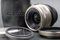 【NEAR MINT+++++】Contax Carl Zeiss Biogon T* 28mm F/2.8 Lens for G1/G2 From Japan