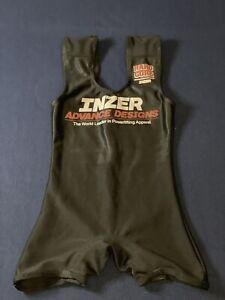 Inzer HardCore Squat Suit Size 30 Black