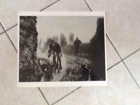 rare grande PHOTO ancienne Velo Cyclisme TOUR DE FRANCE 1926 LUCIEN BUYSSE