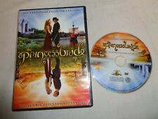 USED  DVD Movie The Princess Bride 20th Anniversary Collector's edition   YS
