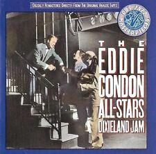 The Eddie Condon All-Stars - Dixieland Jam ( CD - Album )