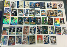 New listing HUGE Shawn Green lot of 48 baseball cards-Topps & many more- HOF