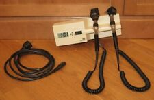 Welch Allyn 767 Wall Mount 3.5v 25020 Otoscope, 11710 Ophthalmoscope Set