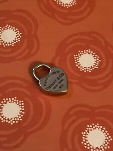 Tiffany & Co. Lock Charm Without Chain No Box