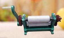 High Quality Manual Bee Wax Foundation Sheet Mills Machine size 86*310mm