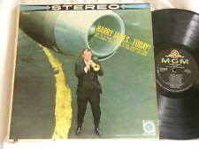 HARRY JAMES Today! Sam Sonny Firmature Willie Smith Jay Corre MGM stereo LP