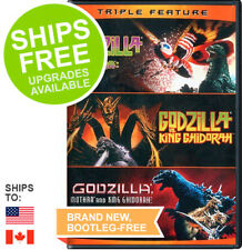 Godzilla and Mothra Battle Earth / King Ghidorah / Giant Monsters All-Out Attack