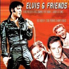 CD NEUF scellé - ELVIS PRESLEY - ELVIS AND FRIENDS -C34