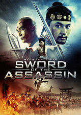 SWORD OF THE ASSASSIN (DVD, 2014)