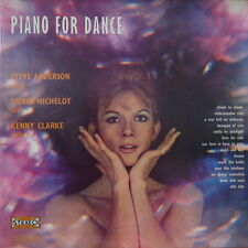 STEVE ANDERSON/PIERRE MICHELOT/KENNY CLARKE PIANO FOR  DANCE FRENCH LP