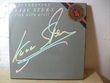 M442003 BACH RAVEL BLOCH Celebration Life with Music STERN CBS STEREO 4LP BOX NM