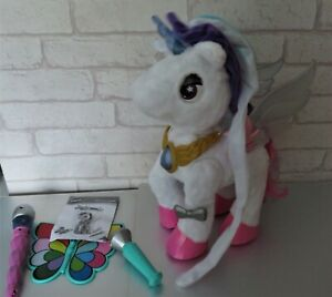 VTECH - THE GORGEOUS Myla The Magical MAKE UP Unicorn - FULLY WORKING - L@@K