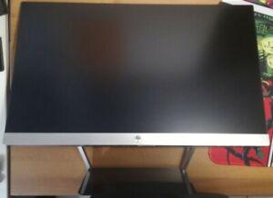 "HP Monitor Pavilion 23cw Full HD, IPS,23""/58,4 cm, Nero/Argento"