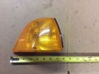RIGHT CORNER PARK LIGHT LAMP TURN SIGNAL FITS 96 97 98 99 BMW 328I CPE & CONV