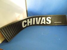 Chivas Regal Scotch Whisky Rubber Bar Rail Bar Mat Spill Guard Coaster
