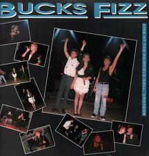 Bucks Fizz(W/lbl Test Press Vinyl LP)Live At The Fairfield Hall Croydon-VG+/Ex