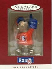 New listing Hallmark Keepsake - 1996 We're #1 Denver Broncos Mouse Ornament
