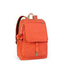 Kipling Haruko Ordinateur Portable/Sac à dos sucre Orange C RRP £ 104
