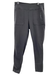 The North Face Women's Paramount Hybrid High Rise Tights Pants Asphalt Grey Sz L