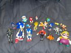 Sonic the Hedgehog, Pokémon, Super Mario and Halo Toy Lot