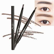 Beauty 2 in1 Braun Farben Damen Augenbrauen|Makeup Wasserfest Stift Kosmetik&