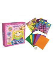 Bulk Wholesale Job Lot 12 Princess Mosaic Picture Art Sets Toys