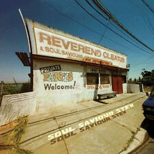 Reverend Cleatus And The Soul Saviours - Soul Saviour Stew LP
