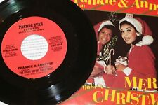 Annette Funicello Personal Property Frankie Avalon 45rpm Merry Christmas Single