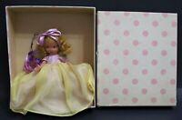 VTG Nancy Ann Storybook Doll #90 Seasons Series Spring Box/Paperwork