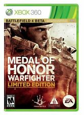 Medal of Honor: Warfighter Limited Edition w/DLC - Xbox 360 FREE SHIPPING