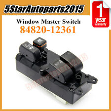 Window Master Switch 84820-12361 for Toyota Corolla CDE110 WZE110 ZZE111 ZZE112