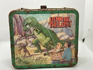 Vintage 1975 Land of the Lost Lunchbox no Thermos